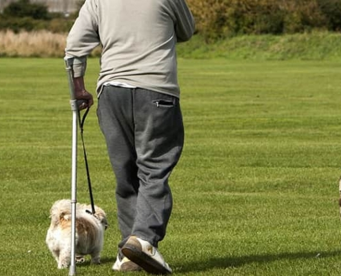 What Walking Aid Is Best for Me?