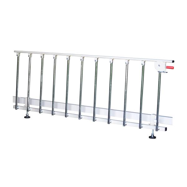 Alrick 380VR Vertical Rails