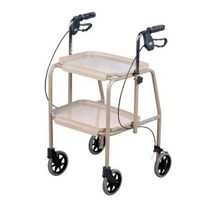 Ausmedic Adjustable Height Trolley Walker