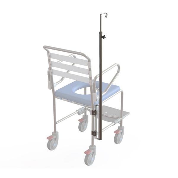 K Care Adjustable IV Pole
