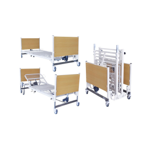 "Alrick Homecare ""Pull-A-Part"" Bed"