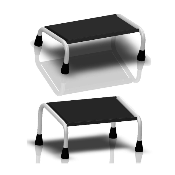 K Care Healthcare Equipment Angled Footrest