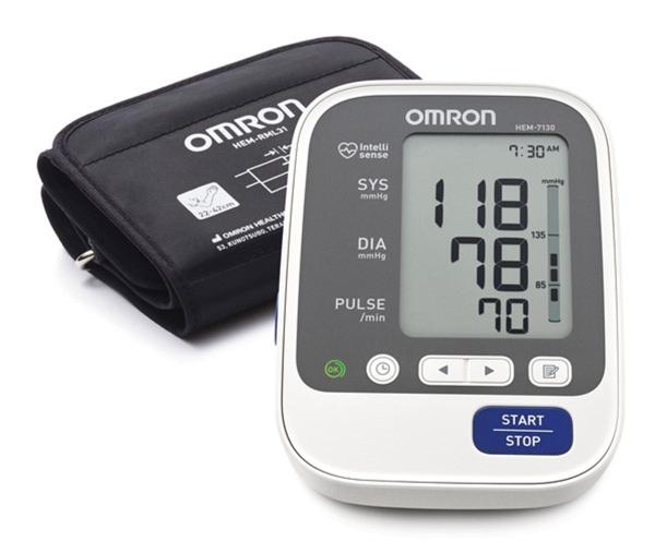 Omron HEM-7130 Blood Pressure Automatic Monitor