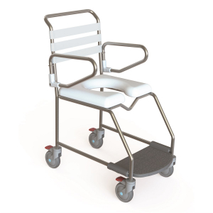 K Care Healthcare Equipment Commode Shower Chair Attendant Weight Bearing Platform