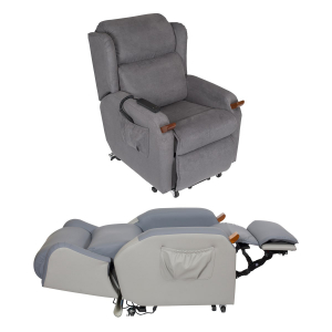 Air Comfort Compact Lift Chair Dual Motor