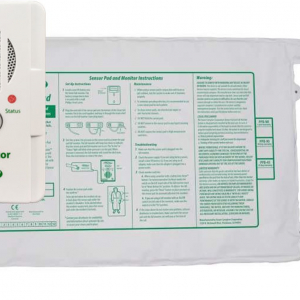 Complete Bed Exit Monitoring Kit - Wired