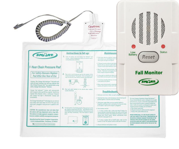 Complete Chair Stand up Monitoring System - Corded