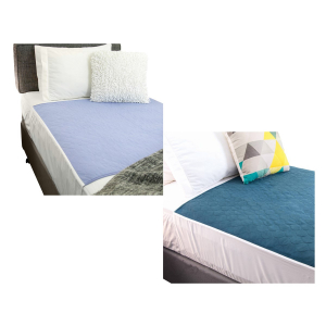 Conni Max Bed Pad 1m x 1m with Tuck Ins