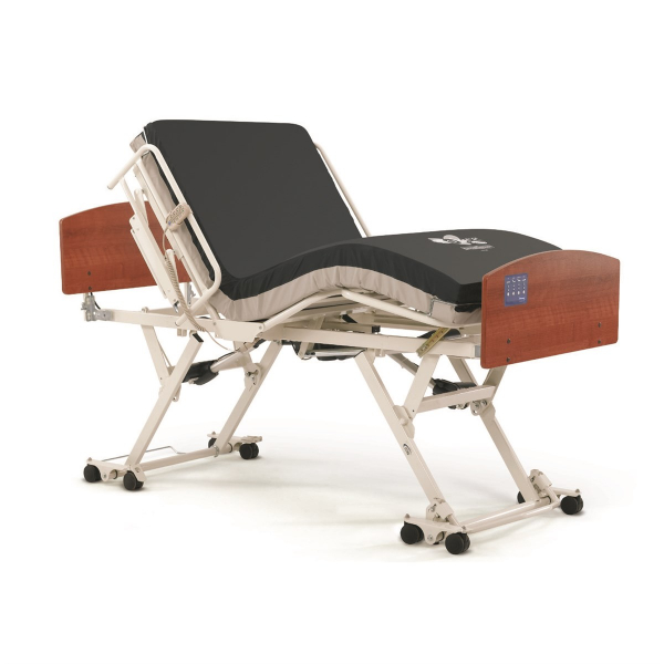 Invacare CS7 Hospital Bed