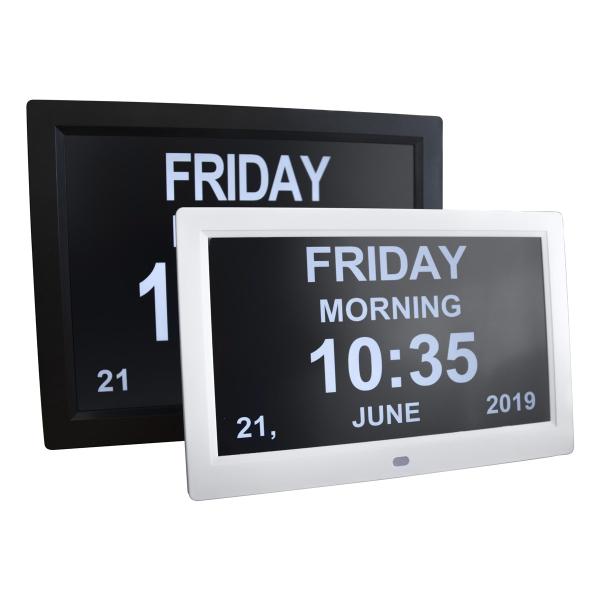 Digital LED Calendar Day Clock