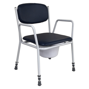 R & R Healthcare Equipment Economy Bedside Commode