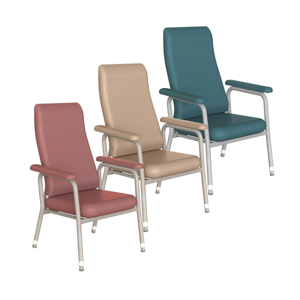 K Care Healthcare Equipment HiLite Chair Standard Wide