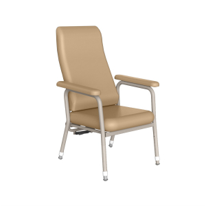 K Care Healthcare Equipment HiLite Chair Recliner with Adjustable Removable Arms