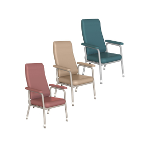 K Care Healthcare Equipment HiLite Chair Standard Adjustable Height and Back