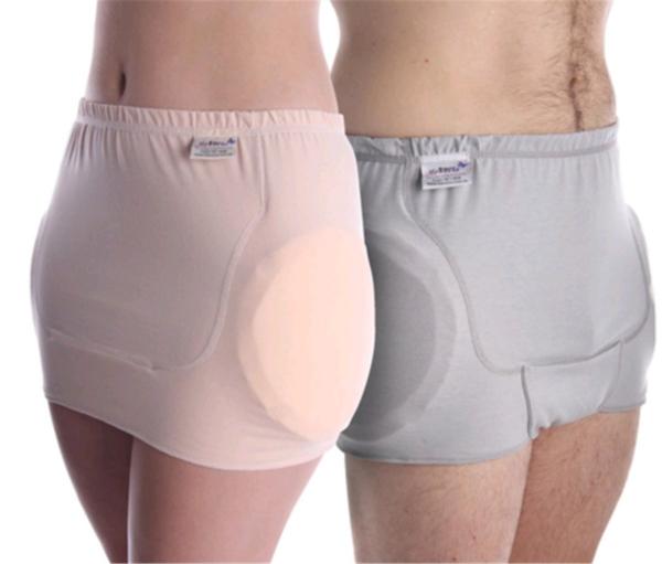 Hip Saver Nursing Home High Compliance Tailbone Protection