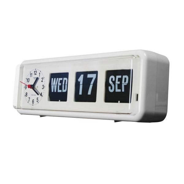 Jadco Automatic Calendar Clock