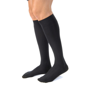 Jobst for Men Knee Length Compression Stockings 20-30