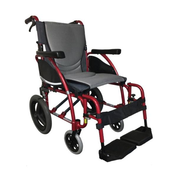 Karma S-Ergo 125 Light Weight Transit Wheelchair