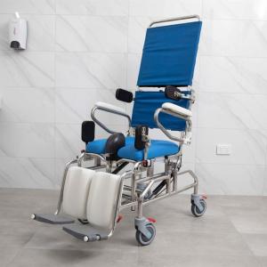 KCare Tilt in Space Rehab Shower Commode