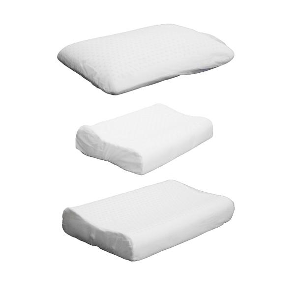 R & R Healthcare Equipment Latex Pillow Range