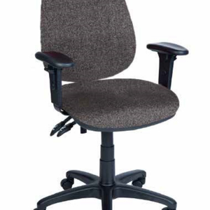Marlow High Back Clerical Chair with Adjustable Arms
