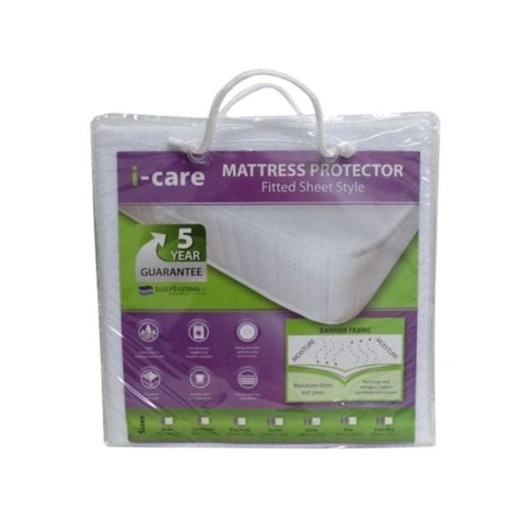 I-Care Mattress Cover 30cm Skirt