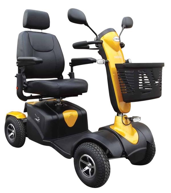 Merits 745 Plus Eco Scooter