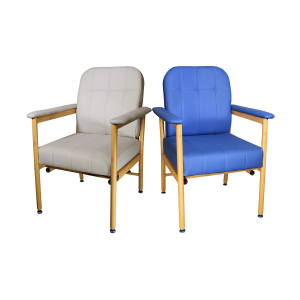 R & R Healthcare Equipment Murray Bridge Chair Low Back Vinyl