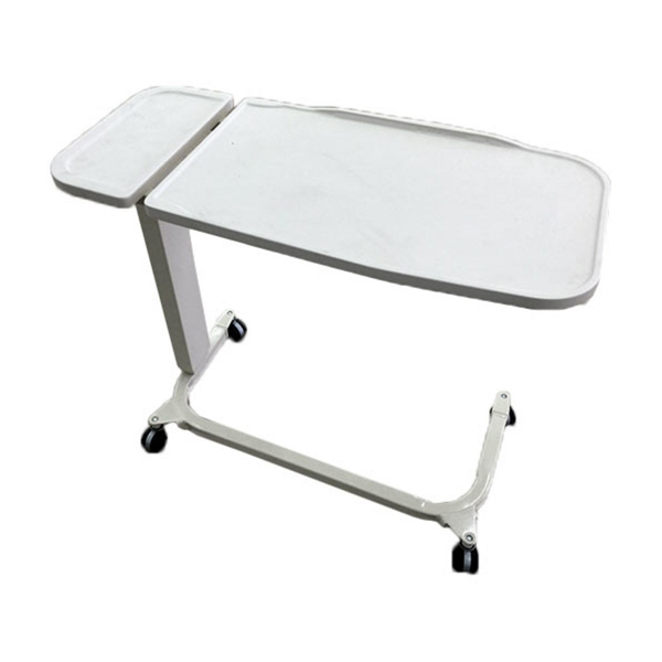 K Care Healthcare Equipment Overbed Table with Recessed Top