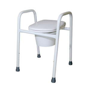 R & R Healthcare Equipment Premium Over Toilet Frame