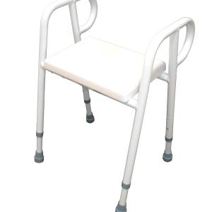R & R Healthcare Equipment Premium Padded Shower Stool