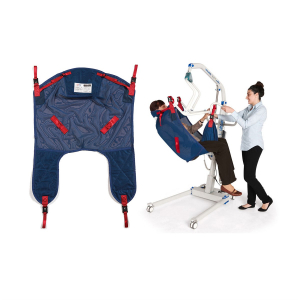 Novis Pivot Frame General Purpose Sling with Head Support