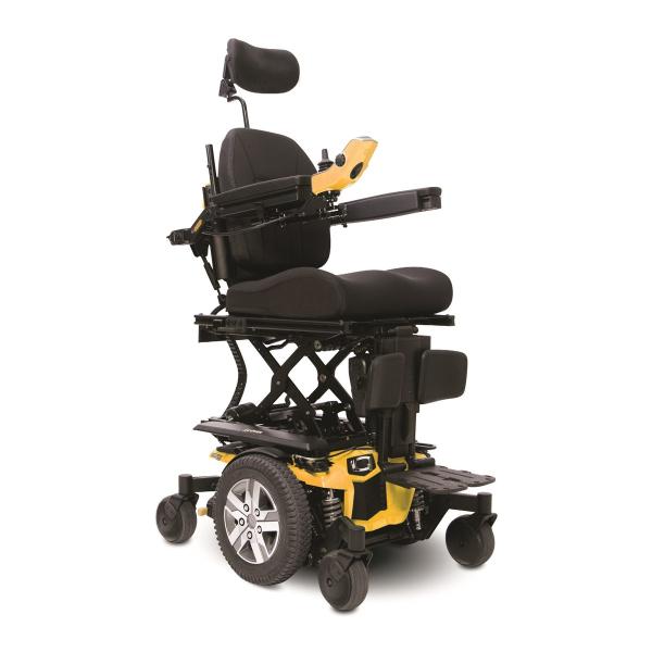 Pride Q6 Edge Power Chair