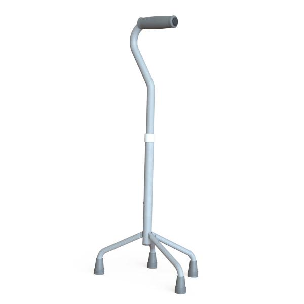 K Care Healthcare Equipment Quad Stick Quadrapod Wide Offset Base