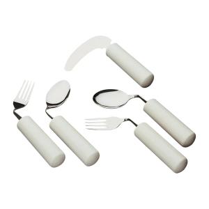 Homecraft Rolyan Queens Angled Cutlery