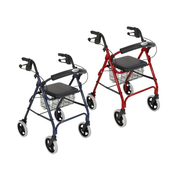 K Care Healthcare Equipment Seat Walker Adjustable Height