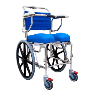 Self Propelled Rehab Shower Commode