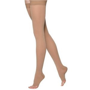 Sigvaris 504 Class 3 Half Thigh Knobbled Grip Top Stockings