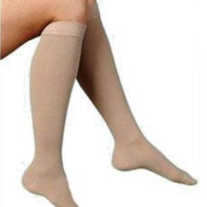 Sigvaris Class 2 Calf High Knobbed Grip Top Stockings