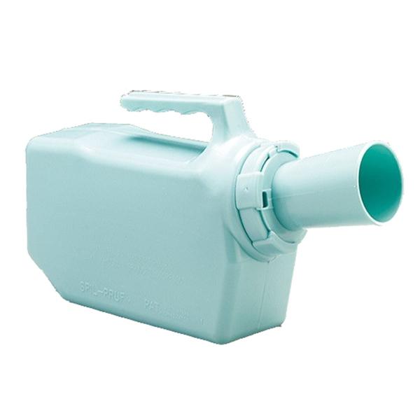 Spill Proof Urinal Bottle