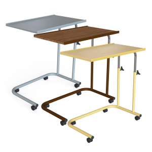 K Care Healthcare Equipment Tilting Over Bed Table