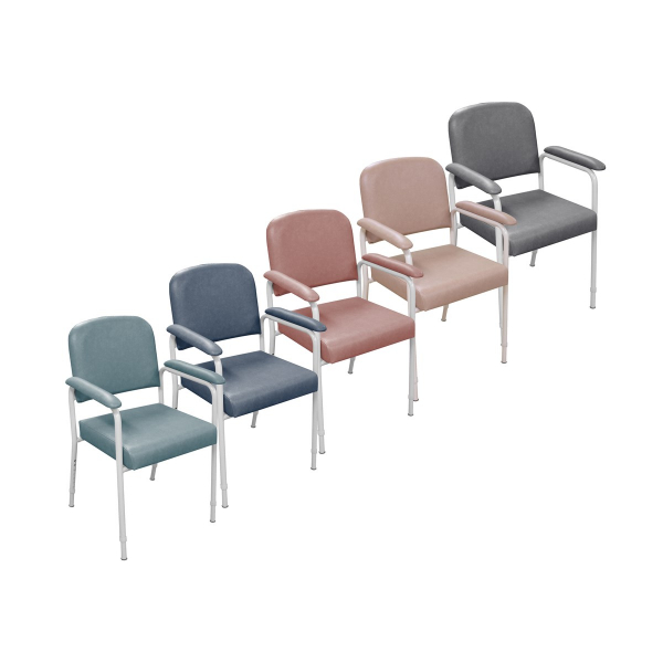 K Care Healthcare Equipment Utility Chair Standard